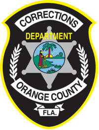 Orange County Corrections Department Badge